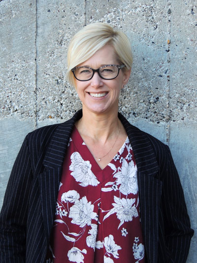 Photo of Sarah Blomquist